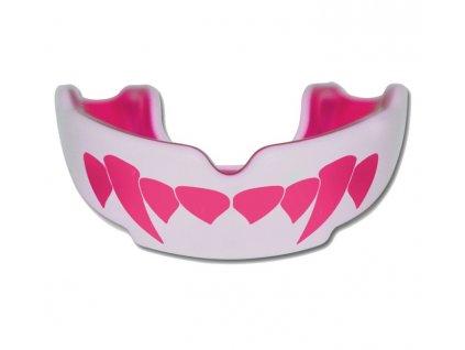 Chránič zubov SAFEJAWZ FANGZ ružový 1