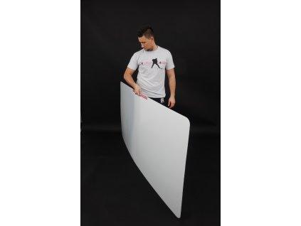 Strelecká doska Shooting Pad XL 200x100cm