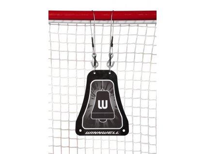 WINNWELL METAL BELL, kovovy strelecky terč, metal bel terč na puky, hokejovy terč