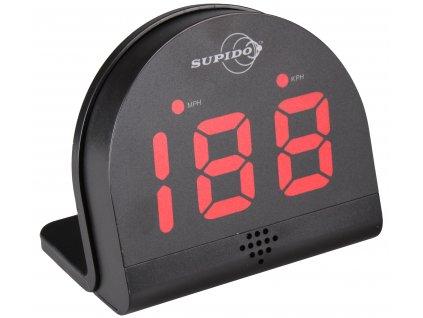 Supido športový radar, radar na meranie rychlosti, radar na hokej, hokejový radar, tvrdosť strely, hokejovy trening, Supido radar 1