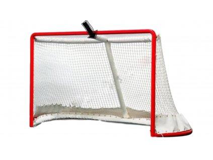 Chránič hornej vodorovnej vzpery hokejovej brány oficiálnej na zápasy