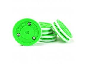 Stickhandling puk – Green Biscuit Pro