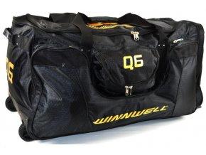 Hokejová taška WINNWELL Q6 Wheel Bag veľkosť senior 40 čierna 1