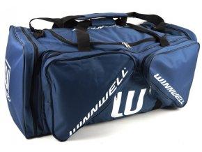 Hokejová taška WINNWELL Carry Bag veľkosť senior 40 modrá 1