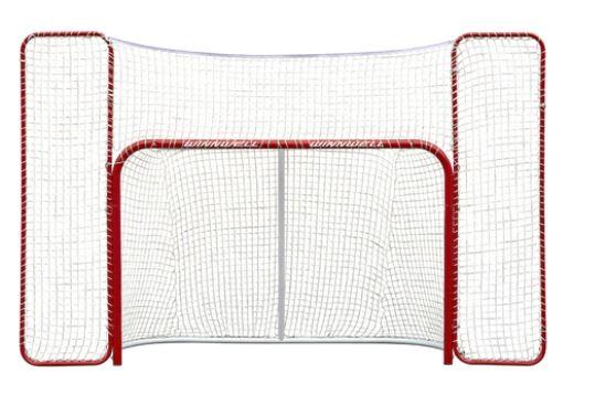 "Hokejová bránka – Winnwell Quik Net 72"" s postrannou sieťou"
