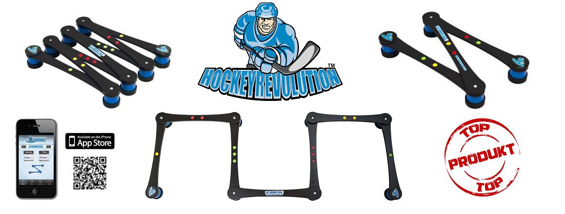 Hockey Revolution, stickhandling pomôcky