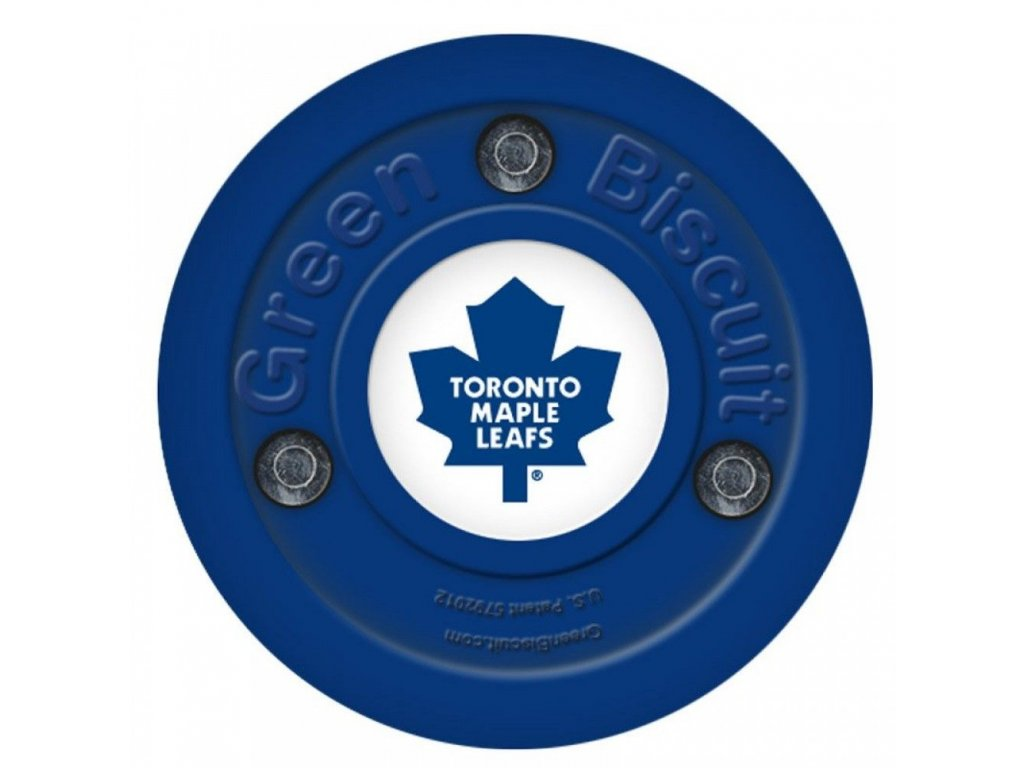 green biscuit toronto maple leafs