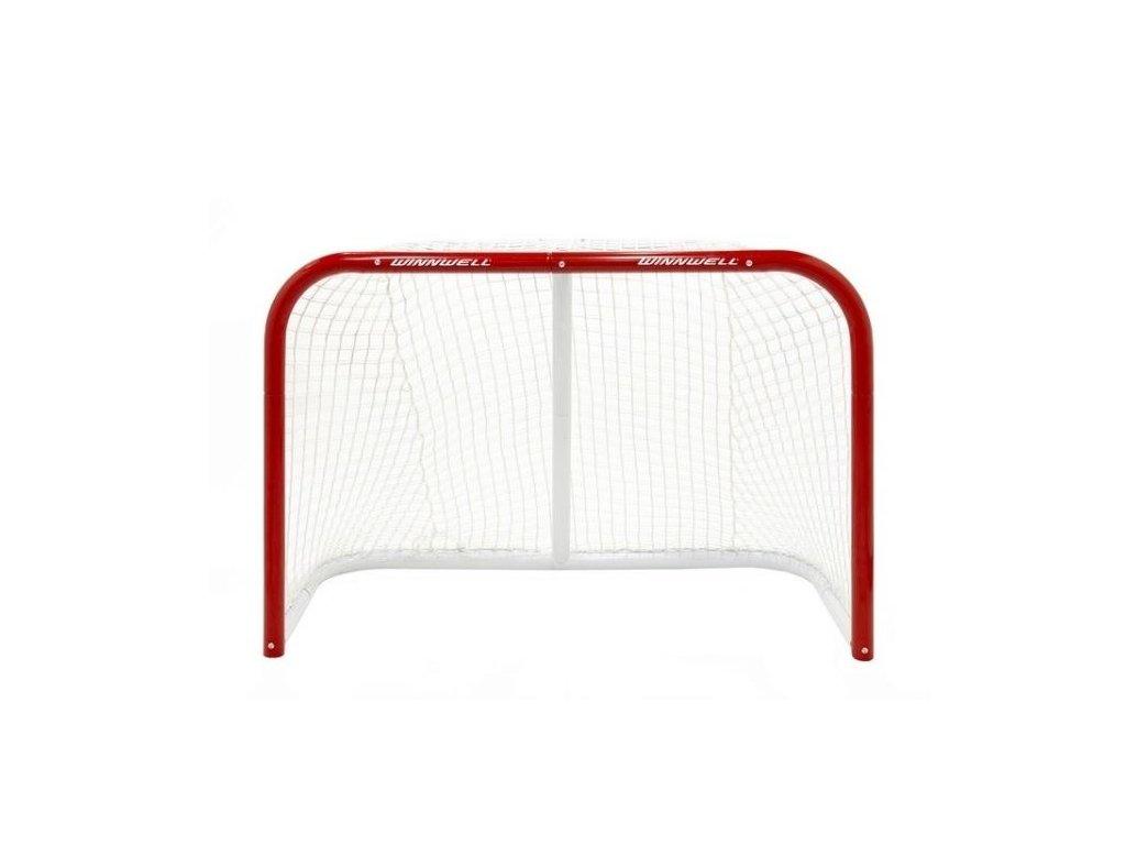 """52 HD, 52"""" hokejova brana extra odolna, extra odolná brána na hokej, street hockey, game ready brána"""