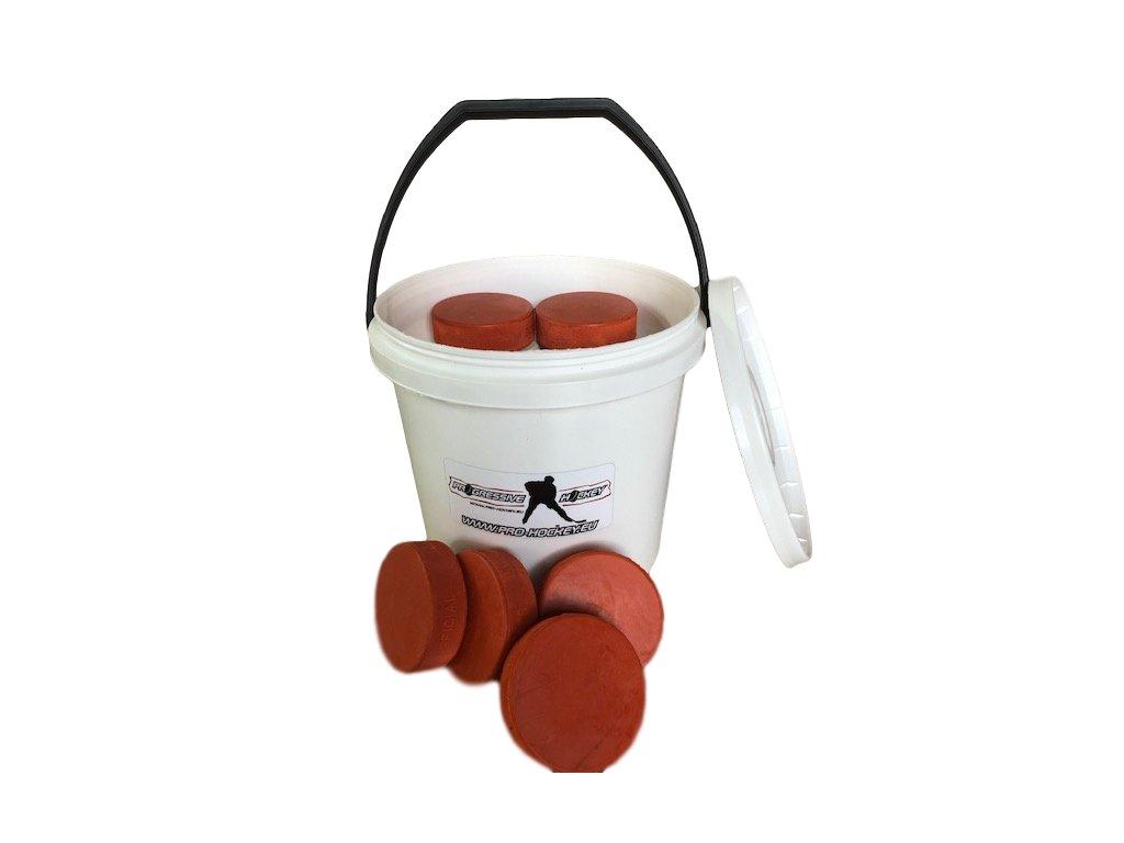 oranzove puky, hokejovy puk oranzova, oranžový puk, hokejový puk, puk na hokej