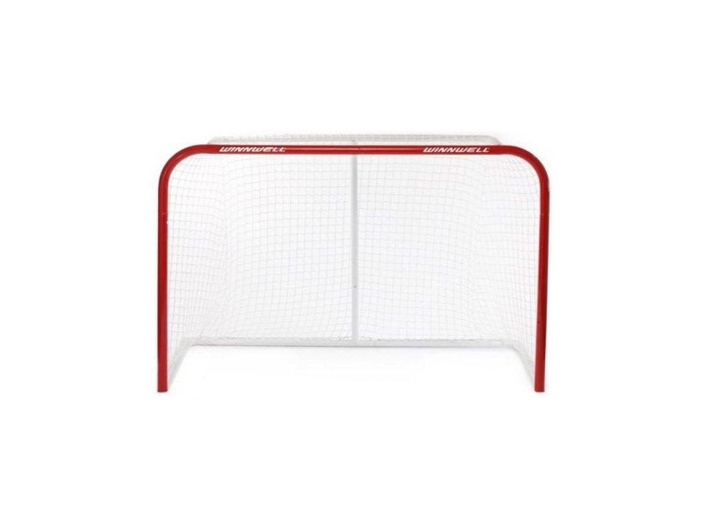 """Hokejová branka - Winnwell 60"""", hokejová brána, hokejový puk, střelecká deska, hokejová deska, hokejová podlaha, hokejový puk, hokejový trénink"""