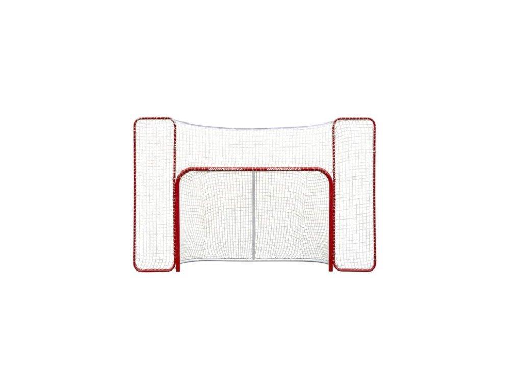 brana s postrannou sietou winnwell, hokejova brana, brana s postranni siti, hokej, sit na branu, hokejova brana , hokejovy trenink