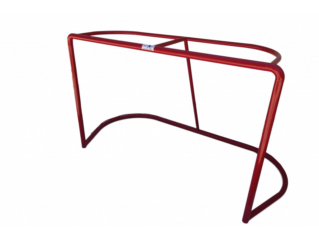 hokejová branka, hokejová brána oficiálních rozměrů, oficiální hokejová brána určená na hokejové zápasy, brána na zápasy 1