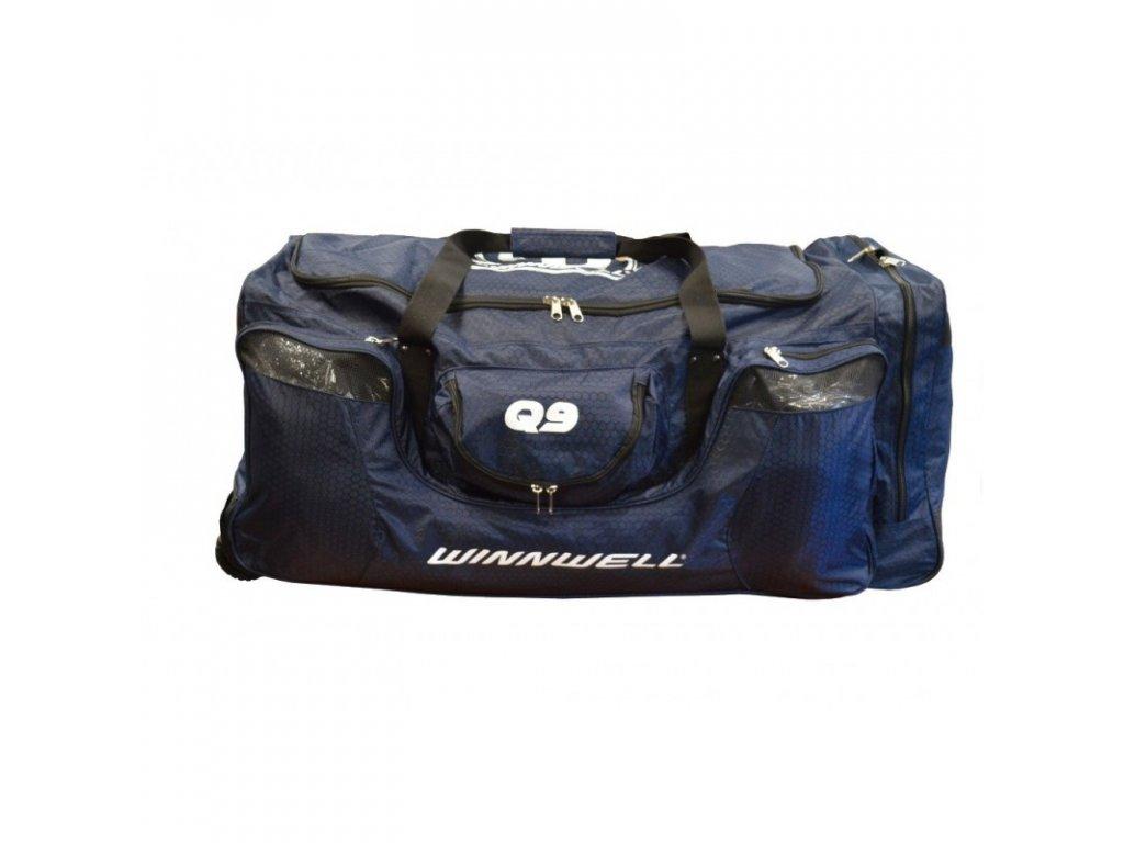 hokejova taška winnwell q9, hokejova vystroj, hokej, hokejovy trening, 4