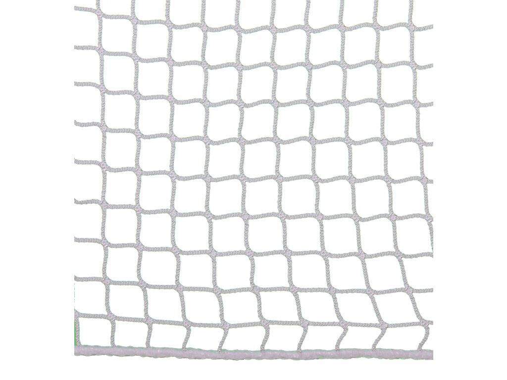Náhradní síť na hokejovou branku GOAL oficiálních rozměrů, hokejový trénink, hokejová míček, hokejový puk, střelecká deska, hokejová podlaha, hokejová brána