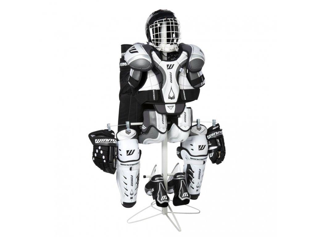 Sušák na hokejovou výstroj, hokejový trénink, hokejová míček, hokejový puk, střelecká deska, hokejová podlaha, hokejová brána, sušák hokejové výstroje, chránič zubů, tkaničky do bruslí, střelecká plachta, střelecký terč, my enemy, trénink techniky s pukem