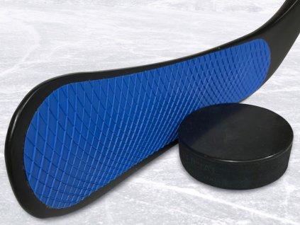 Blade Tape bílá, hokejový trénink, hokejová míček, hokejový puk, střelecká deska, hokejová podlaha, hokejová brána, sušák hokejové výstroje, chránič zubů, tkaničky do bruslí, střelecká plachta, střelecký terč, my enemy, trénink techniky s pukem, blade tape modrá