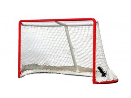 Chránič spodní vnější vodorovné podpěry hokejové brány