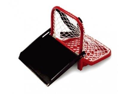 Lapač puků Winnwell, hokejový trénink, hokejová brána, hokejový puk, hokejová míček, nahrávač, střelecká deska, hokejová podlaha