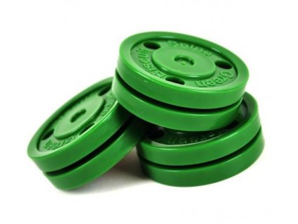 Stickhandling puk - Green Biscuit Snipe, hokejový trénink, hokejová míček, hokejový puk, střelecká deska, hokejová podlaha, hokejová brána, sušák hokejové výstroje, chránič zubů, tkaničky do bruslí, střelecká plachta, střelecký terč, my enemy, trénink techniky s pukem