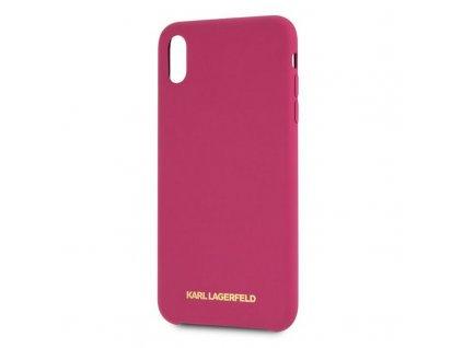 lagerfeld silikon XR pink min