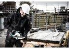 Pracovni oděvy pro konstrukce a instalace