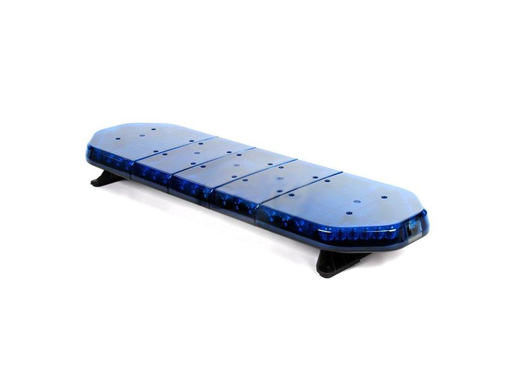 Rampa Legion Fit, modrá, 109cm, 4x rohový modul, 12-24V, modrý kryt L06F-4340-BB