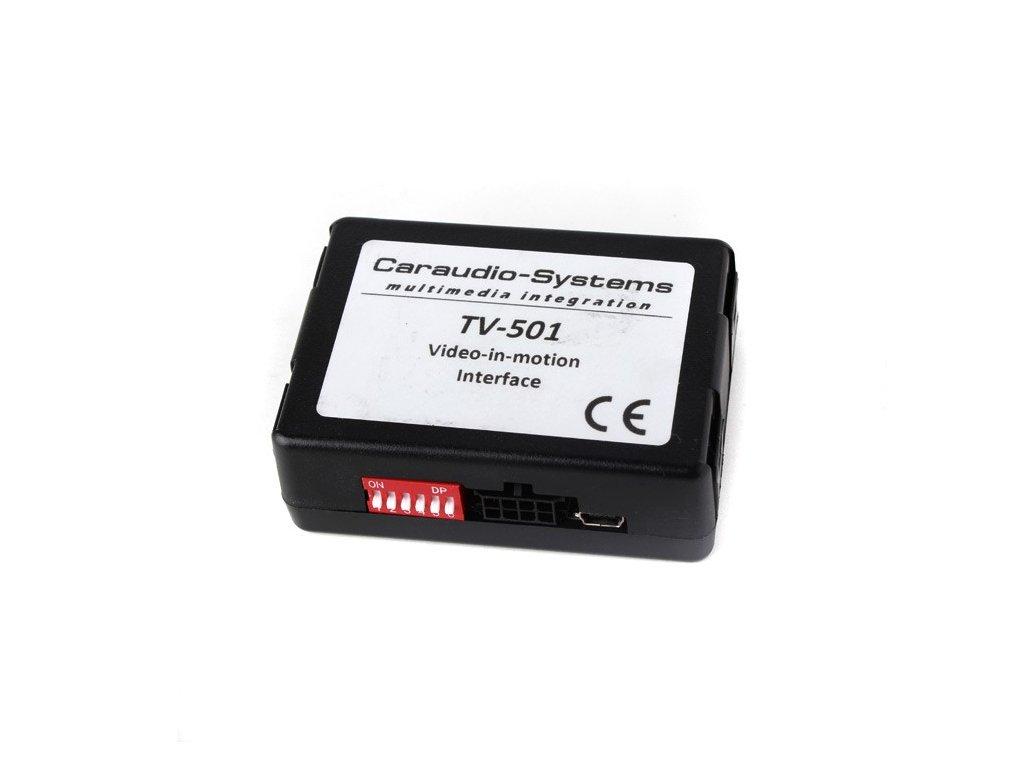 TV-501 univerzální modul pro odblokování obrazu, TV-FREE UNI BMW
