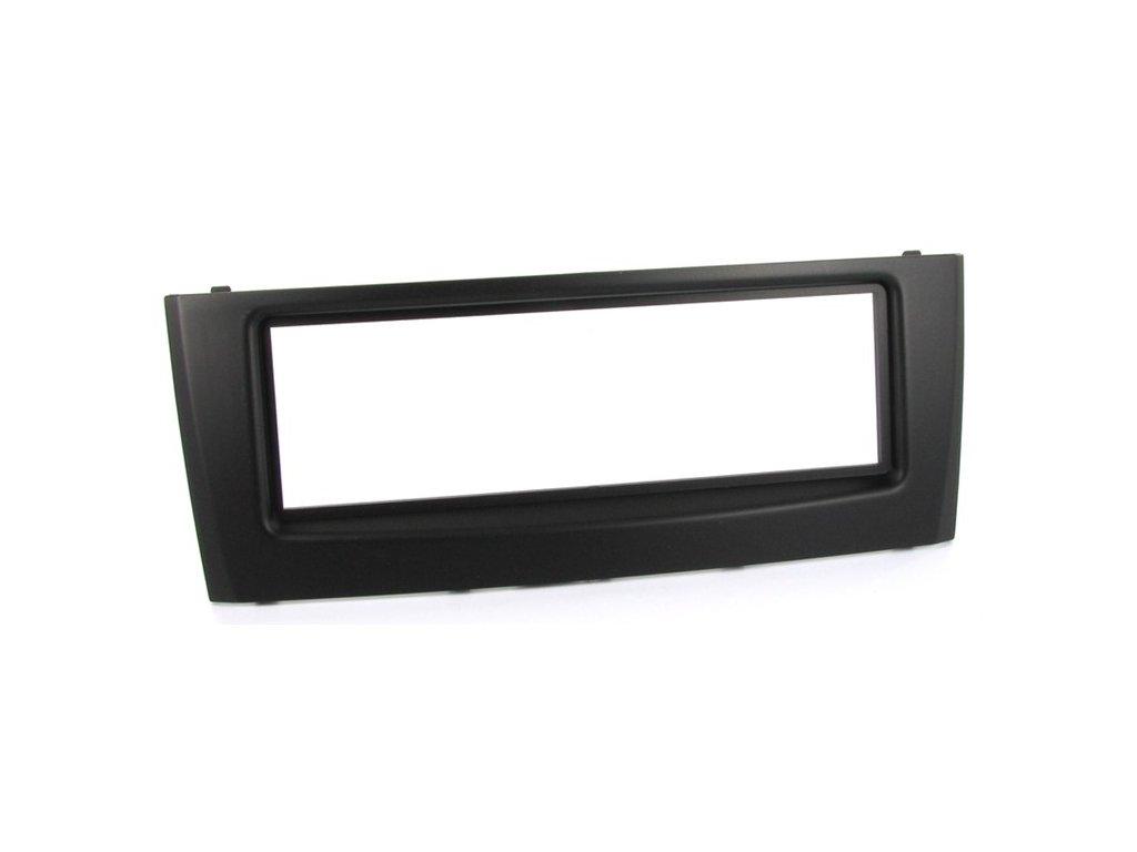 Plastový rámeček 1DIN, Fiat Grande Punto, Linea, černá PF-2281 1
