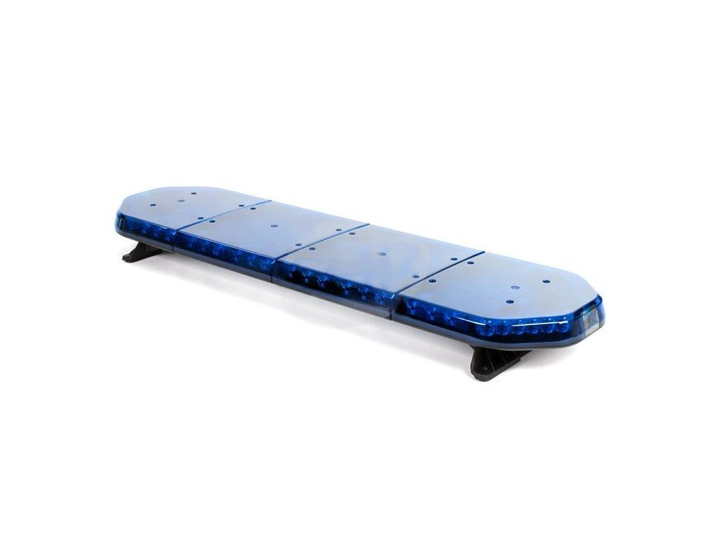 Rampa Legion Fit, modrá, 125 cm, 4x rohový modul, 12-24V, modrý kryt L06F-4940-B