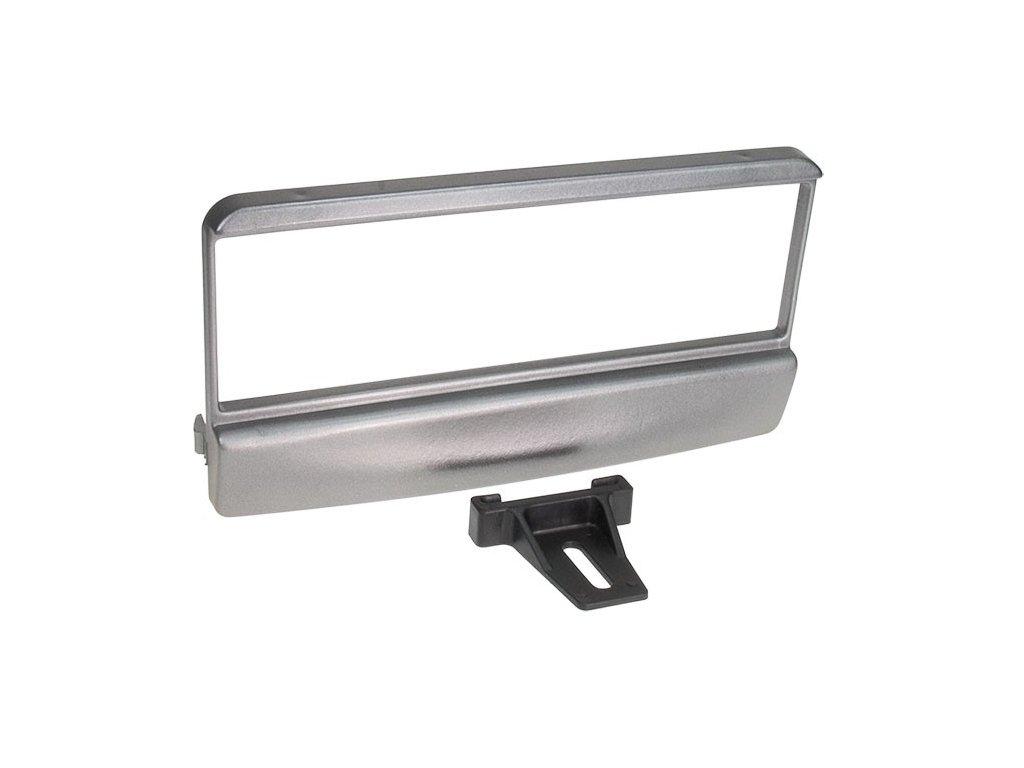 Plastový rámeček 1DIN, FORD - stříbrná PF-2220