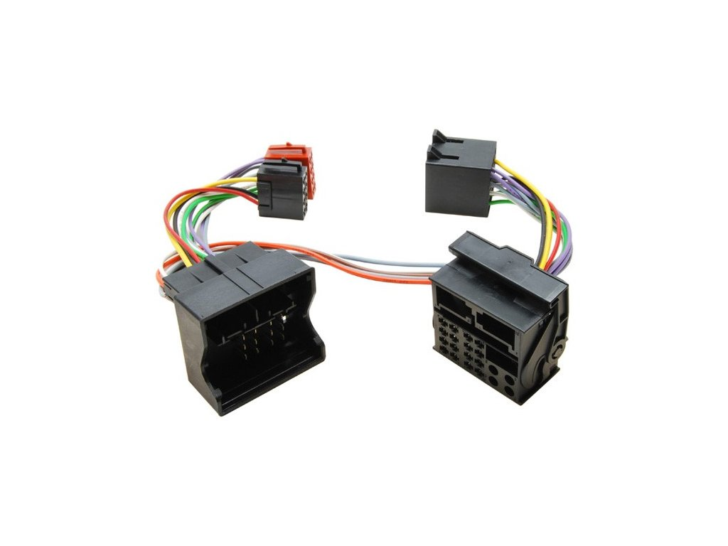 Adaptér pro instalaci HF sady s ISO konektorem pro Renault ISO 043
