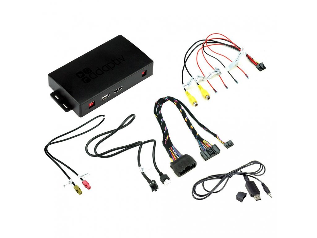 Modul Adaptiv Mini, 2x video vstup, HDMI, Ford (Sync 3) ADVM-FD1