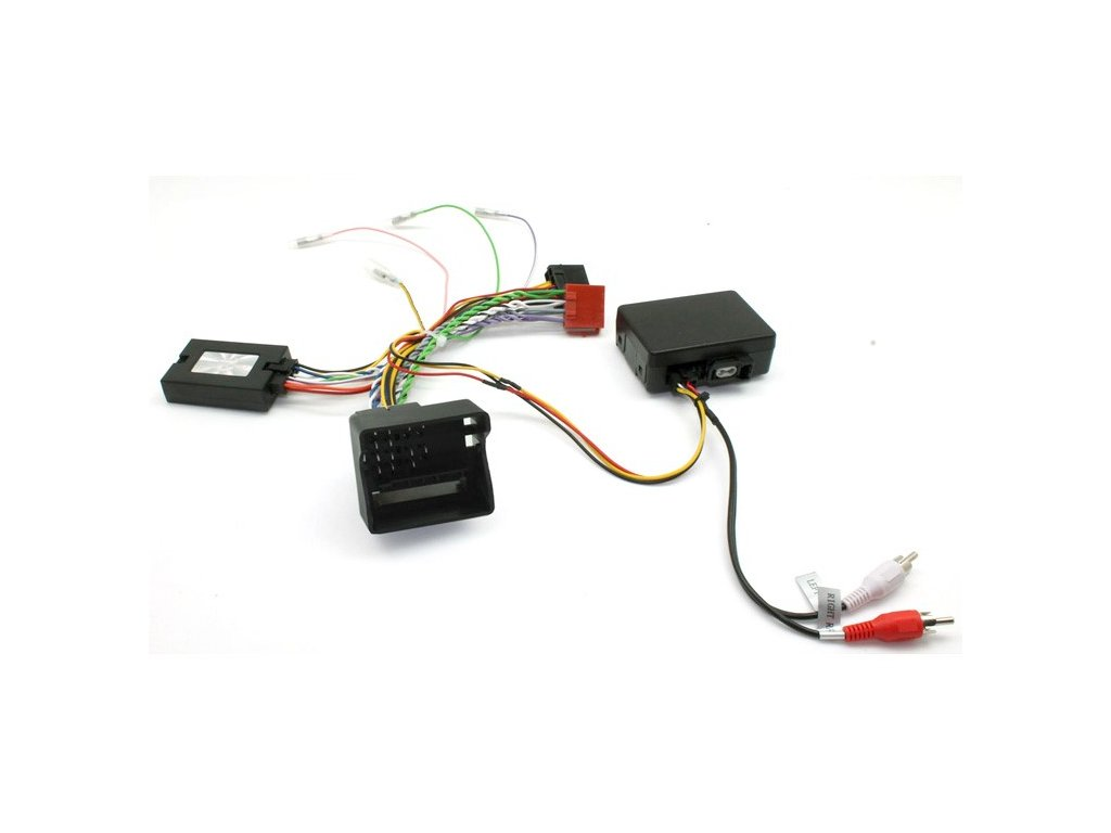 Adaptér ovládání na volantu Mercedes SWC MCD 08