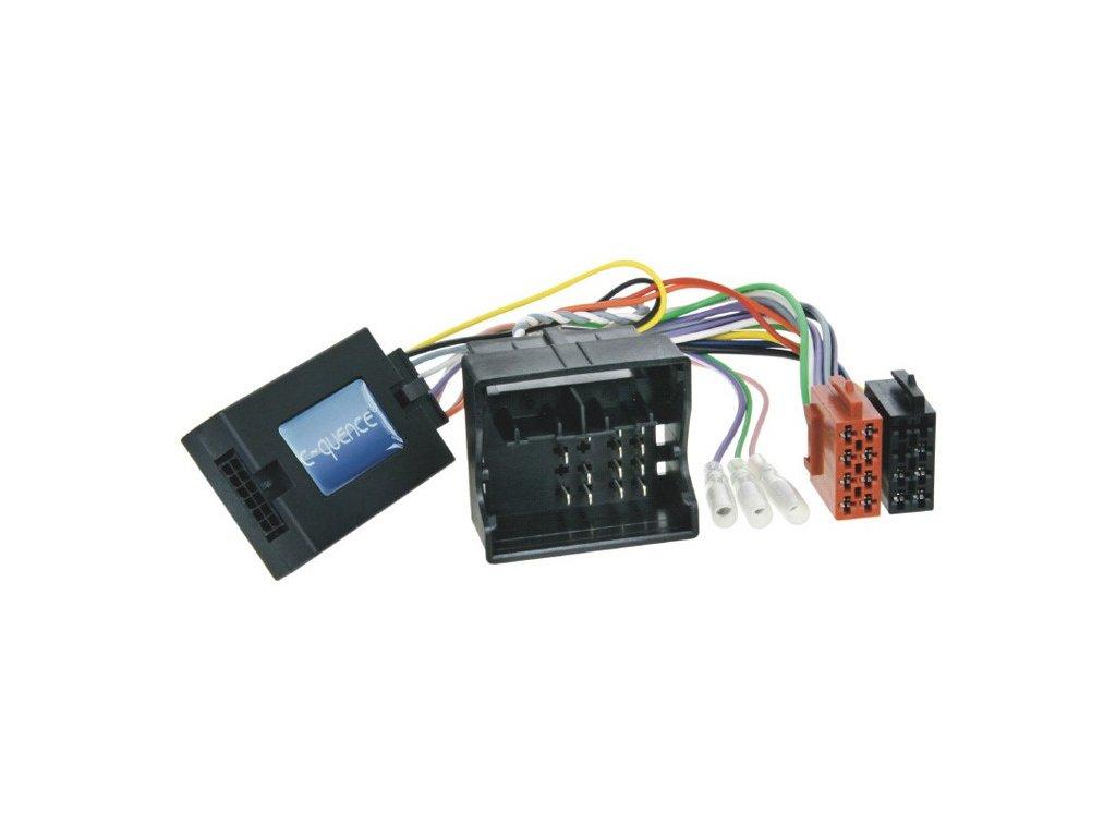 Adaptér ovládání na volantu Skoda SWC SKO 03