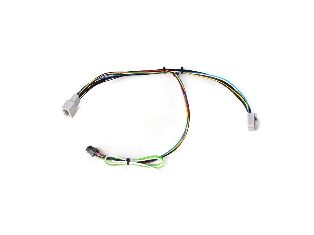 Kabel pro modul odblokování obrazu, Volvo RTI, TV-FREE CAB 626