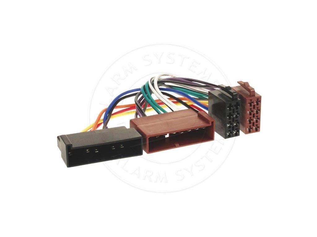 ISO adaptér pro autorádia Ford RISO-093