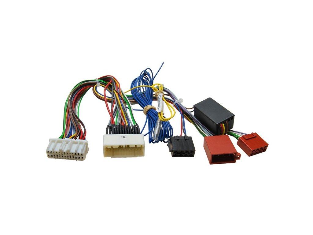 ISO Adaptér pro HF sadu MAZDA aktivní audio ADP 566