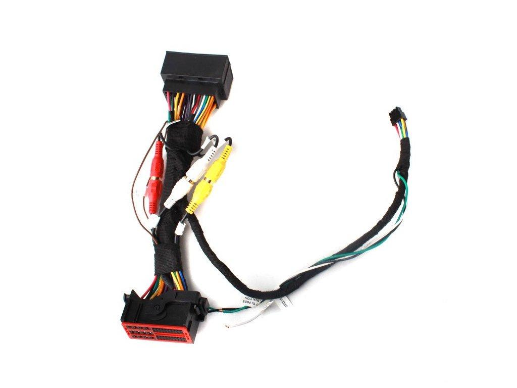 Kabel pro modul odblokování obrazu, Jeep, Dodge, 52 pin TV-FREE CAB 632