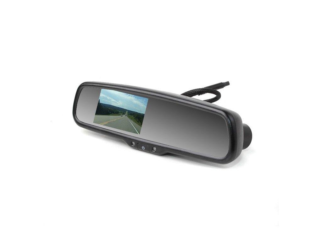 Zpětné zrcátko se záznamníkem jízdy, Opel RM LCD BVDR OPL