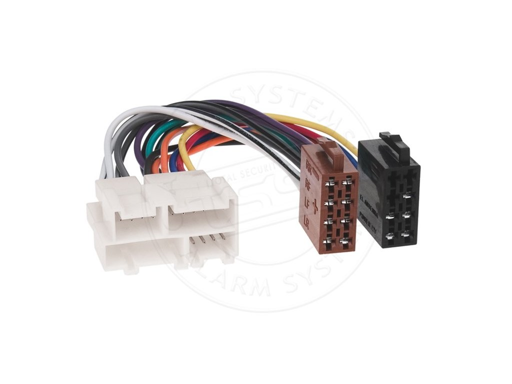 ISO adaptér pro autorádia GM RISO-150