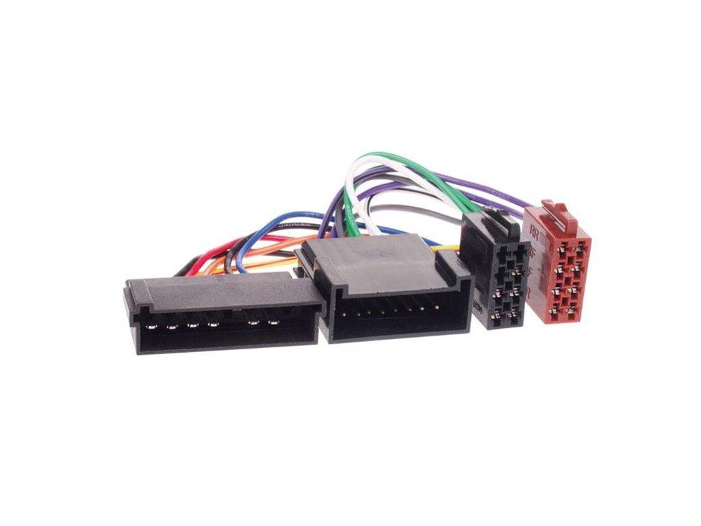 ISO adaptér pro autorádia Ford / VW / Seat RISO-099