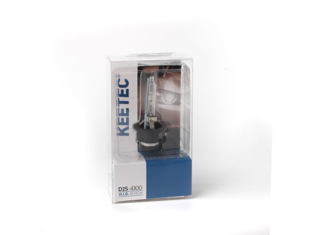 Xenonová výbojka KEETEC V D2S-4300