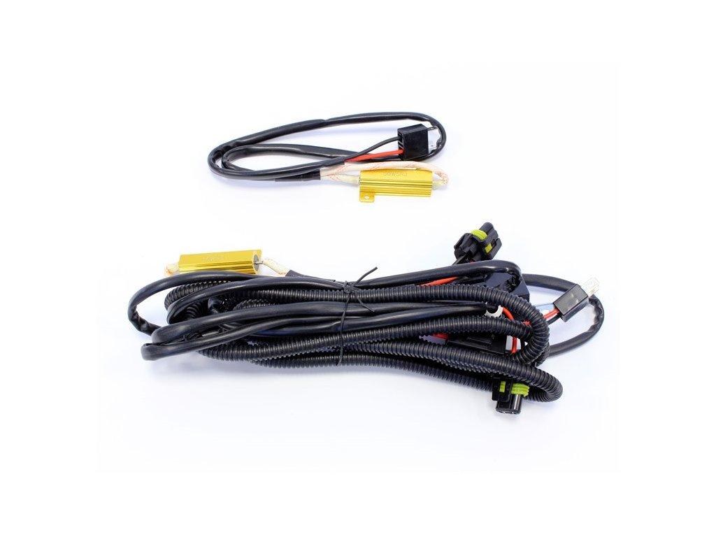 Zátežový modul pro výbojky a LED žárovky HIDCB-12V
