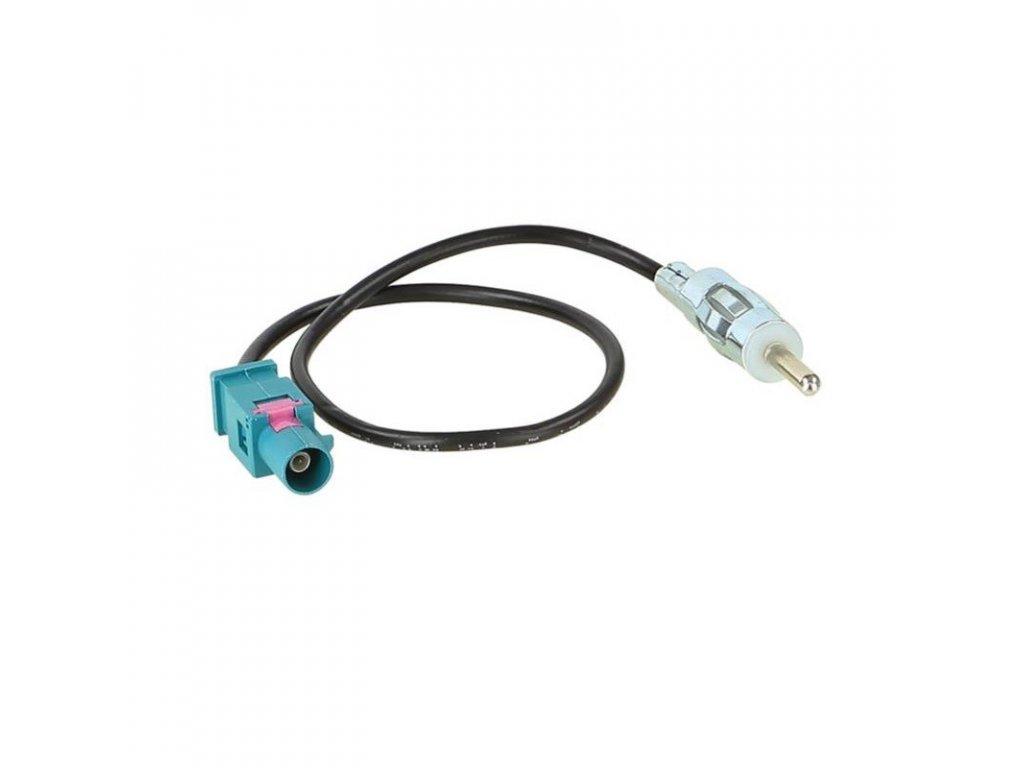 Anténní adaptér, FAKRA - DIN s kabelem