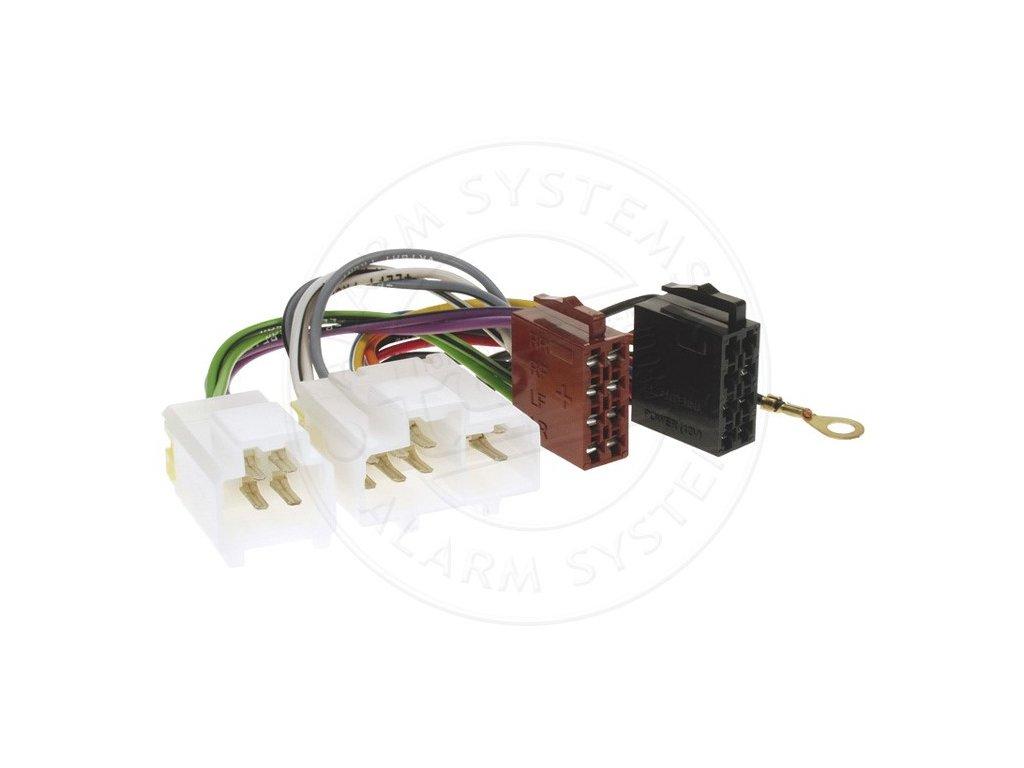 ISO adaptér pro autorádia Nissan RISO-018