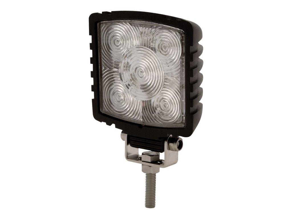 Pracovní LED světlo ECCO, 5 x 3W LED, 12-24V, bílé, EW2470