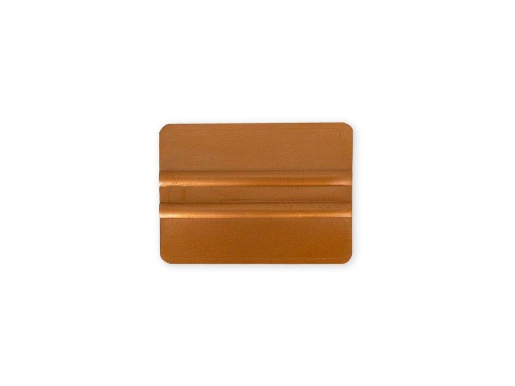 Tvrdá teflonová stěrka, zlatá KF 632 G
