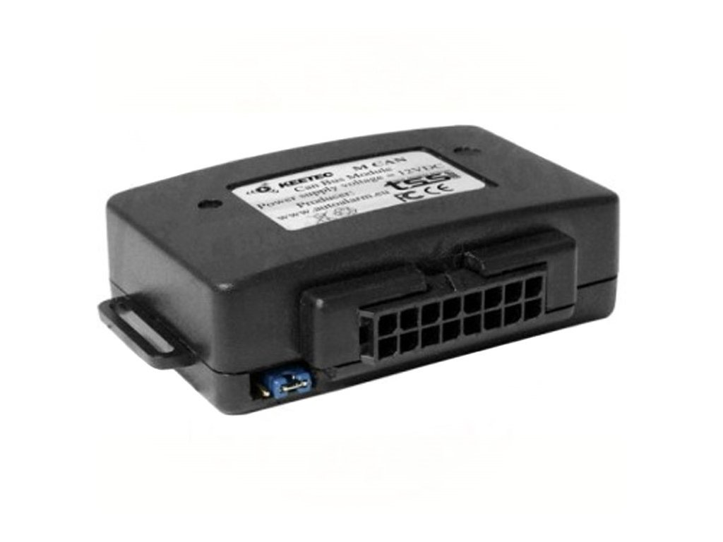 Modul CAN BUS pre autoalarm VYP M CAN v1