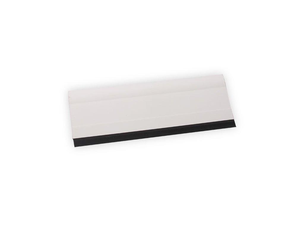 Plastová stěrka bílá, 15mm KF 639