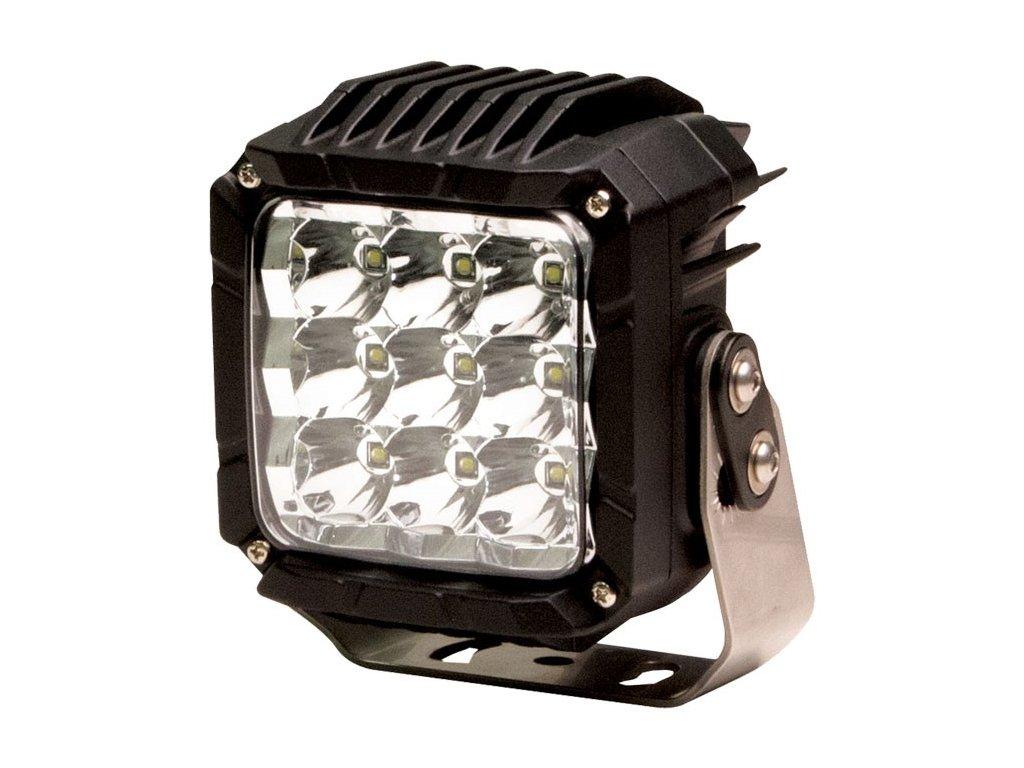 Pracovní LED světlo ECCO, 9 x 10W LED, 12-24V, bílé, EW2310